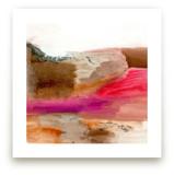 Pink Desert by Mande Calhoun