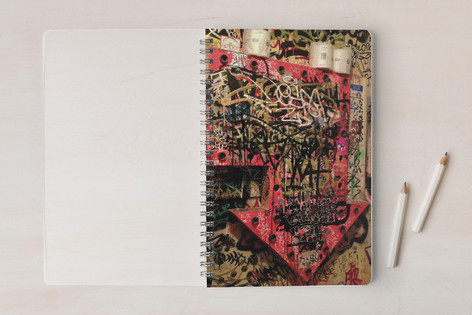 Grafitti Notebooks