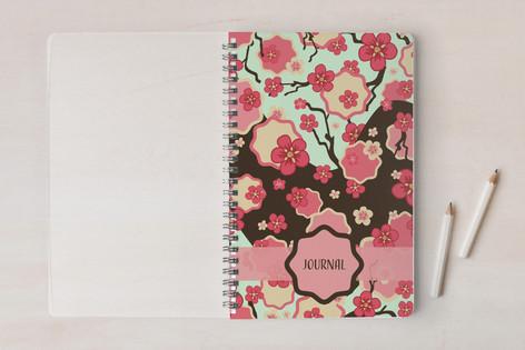 Cherry Blossoms Notebooks