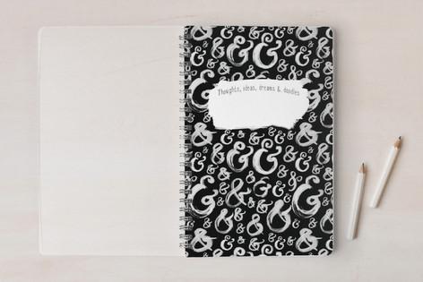 Ampersands Forever Notebooks