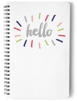 Bursting Hello Notes