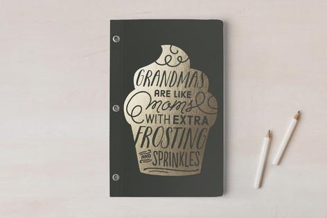 Grandma's Cupcake Notebooks