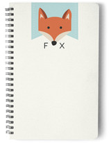 Mr Fox by Charlotte Chave
