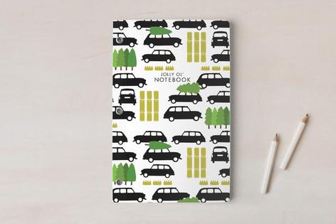 A Very British Christmas Notebooks