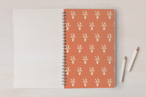 Prickly Pears in Pots Notebooks