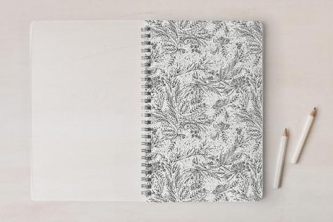 Magic Flowers Notebooks