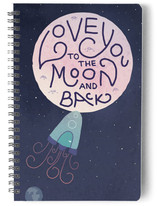 Love You to the Moon &... by Belia Simm