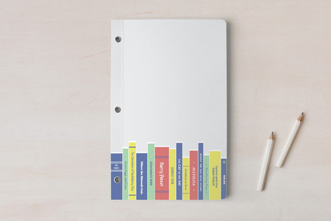 Bookshelf Notebooks