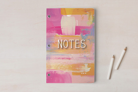 Brighten Up Your Notes Notebooks