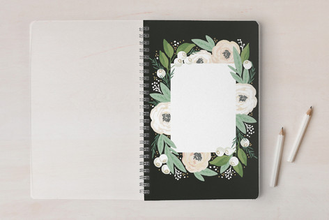 Blooming Bouquet Box Notebooks