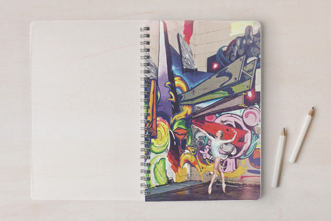 Graffiti Pointe Notebooks