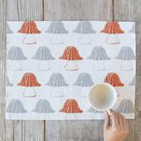 Umbrella Top Truffles Placemats