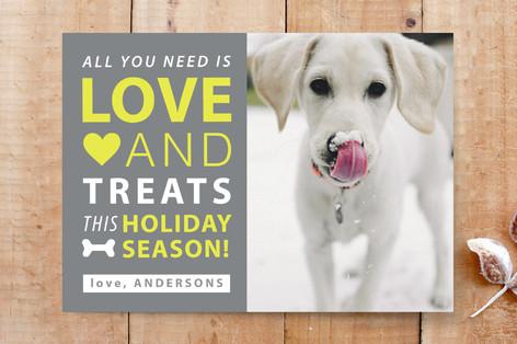 Love and Treats Custom Stationery