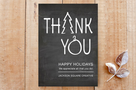 Simply Thank You Custom Stationery