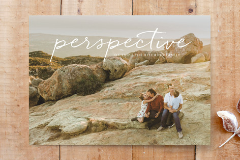 Perspective Custom Stationery