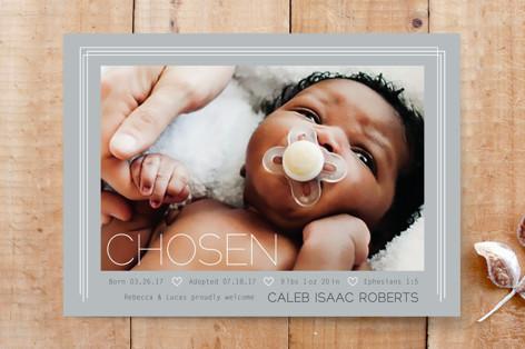 Chosen Child Custom Stationery