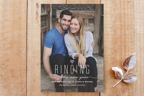 Ringing In Custom Stationery