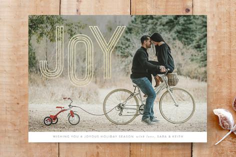 Outlines of Joy Custom Stationery
