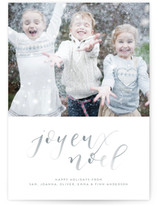 A Most Joyeux Noel by Anchored Paper Co.