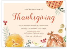 Joyful Thanksgiving by frau brandt