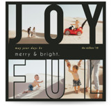 Joyful Family Collage by Playground Prints
