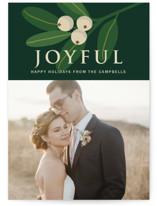 Joyful Mistletoe by Faiths Designs
