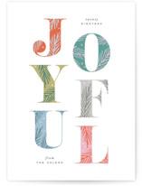 Joyfully Decorated Type by Hooray Creative