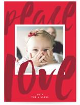 Big Peace Big Love by Lehan Veenker