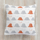 Umbrella Top Truffles Pillows