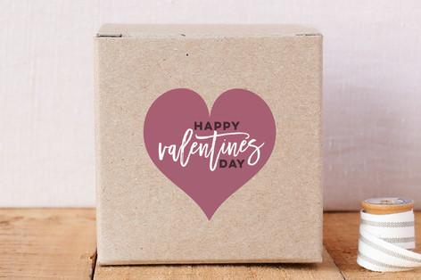 happy valentines day script Stickers