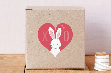 bunny love Stickers