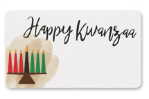 Happy Kwanzaa by Lisa Travis