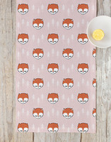 sleepy foxes
