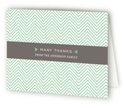 On the Move Moving Announcements Thank You Cards