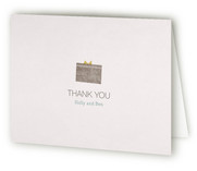 Hello Move Moving Announcements Thank You Cards