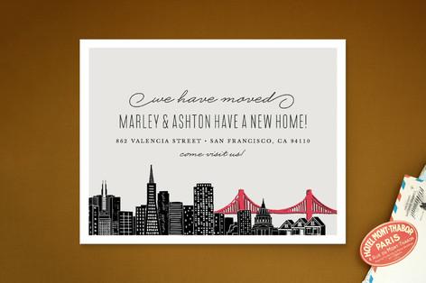Big City - San Francisco Moving Announcements