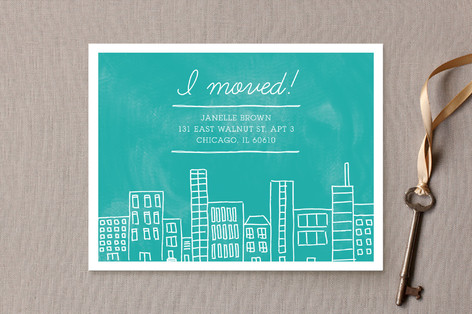 Minted Moving Announcement