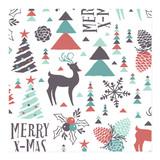 Merry Nature X-Mas by Daniela