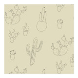 Joshua Tree Cacti by DESIGN X FIVE