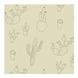 Joshua Tree Cacti by DESIGN X FIVE