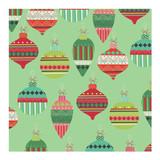 Funky Christmas Ornamen... by Angela Rekucki