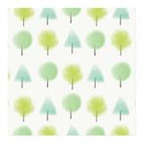 smudged trees by nocciola design