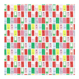 Charleston Doors Mini Wrapping Paper