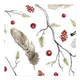 Wispy Winter Woods by Jen Boehler