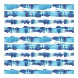 Brush Stroke Stripes by Lauren Hughes