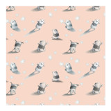Sweet Guineas Wrapping Paper