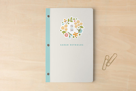 Cerulean Blooms Journals