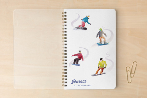 The Boarders Notebooks
