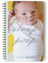 Eat Sleep Poop Journals