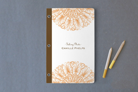 Round Flourish Journals